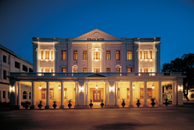 Strand House Boutique Hotel