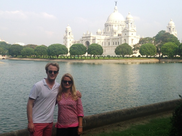Victoria Monument, Calcutta