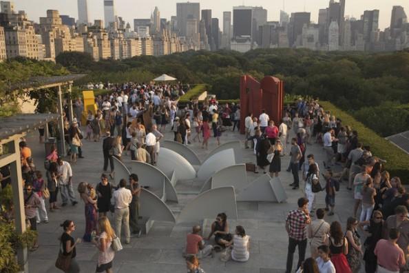 Metropolitan Museum Rooftop New York