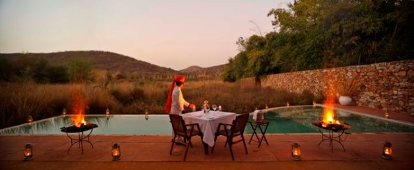 Sherbagh, Ranthambore National Park
