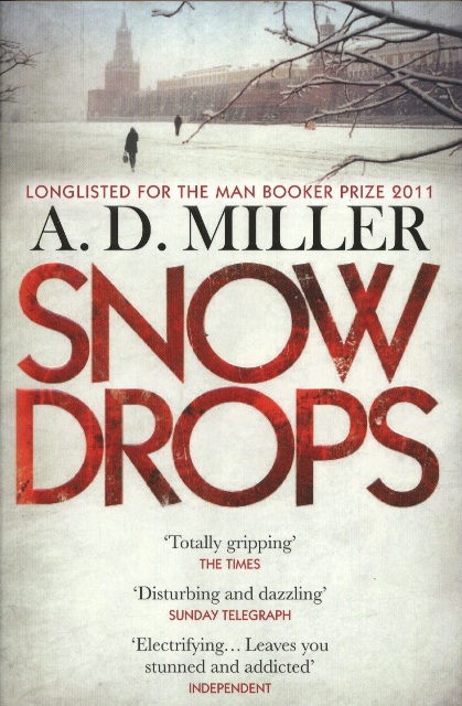 Snowdrops by A.D. Miller