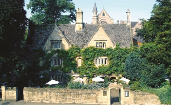 The Old Parsonage, Oxford