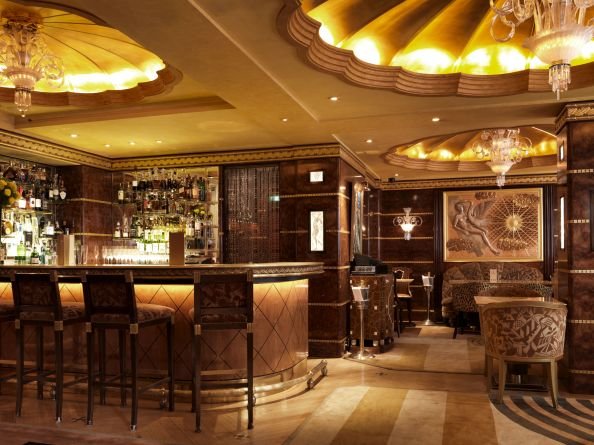 The Rivoli Bar at The Ritz