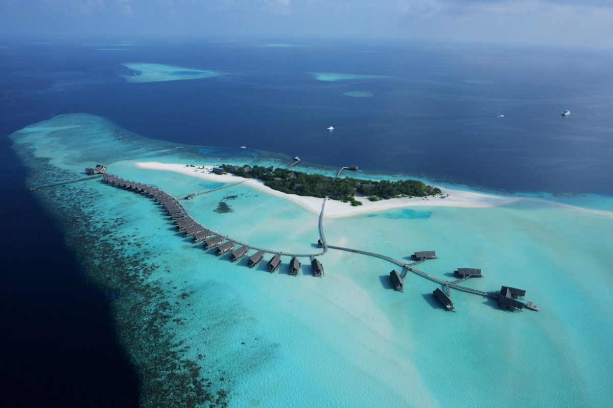 Top Ten Resorts in the Maldives
