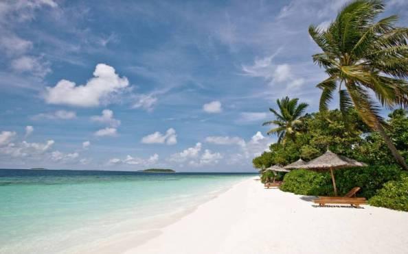 Reethi Beach Resort, Maldives