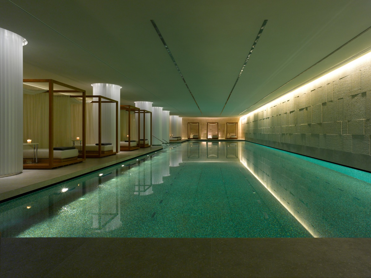 Top Ten Swimming Pools in London