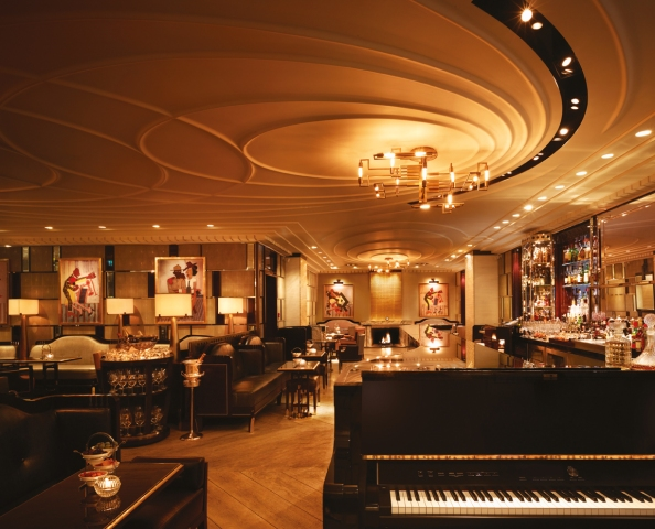 Bassoon Bar Corinthia Hotel