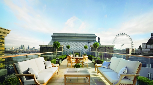 Penthouse Suites Corinthia London