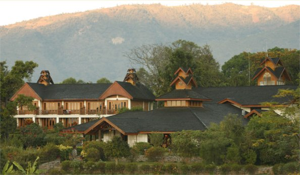 Inle Lake View Resort, Inle Lake, Burma