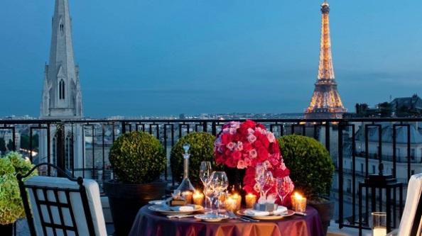 Four Seasons George V, Paris, France