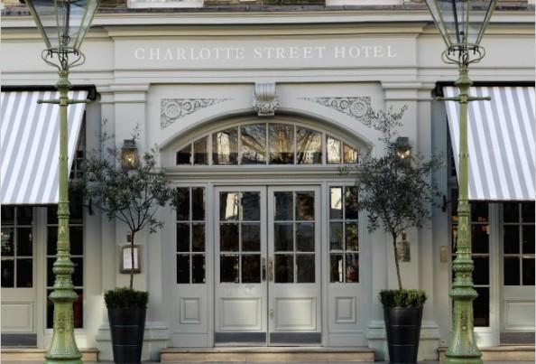 Charlotte Street Hotel, Firmdale, London
