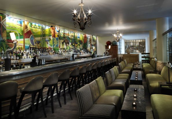 Refuel Bar, Soho Hotel, Firmdale