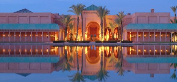Amanjena Marrakech The Tiny Traveller