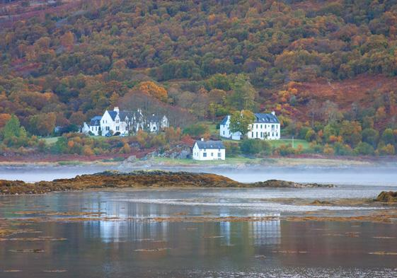 Kinloch Lodge Isle of Skye
