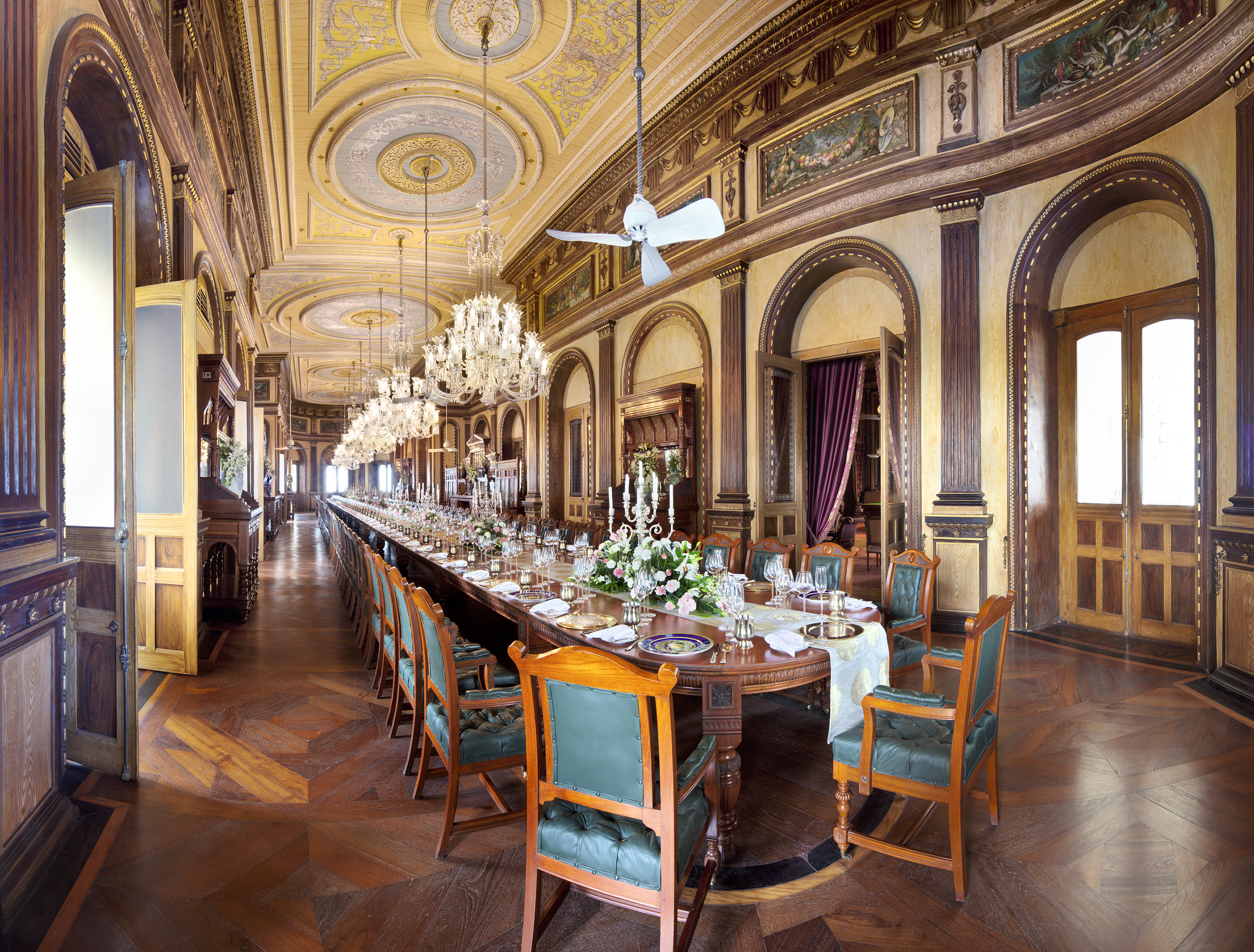 Restaurant Furniture In Hyderabad : Top ten things to love at taj falaknuma palace the tiny