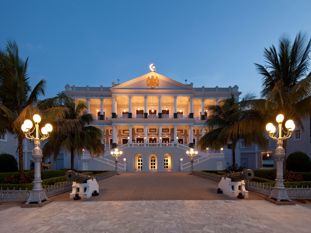 Top Ten Things to Love at Taj Falaknuma Palace