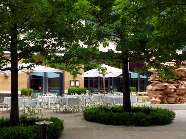 Ham Yard Courtyard Firmdale