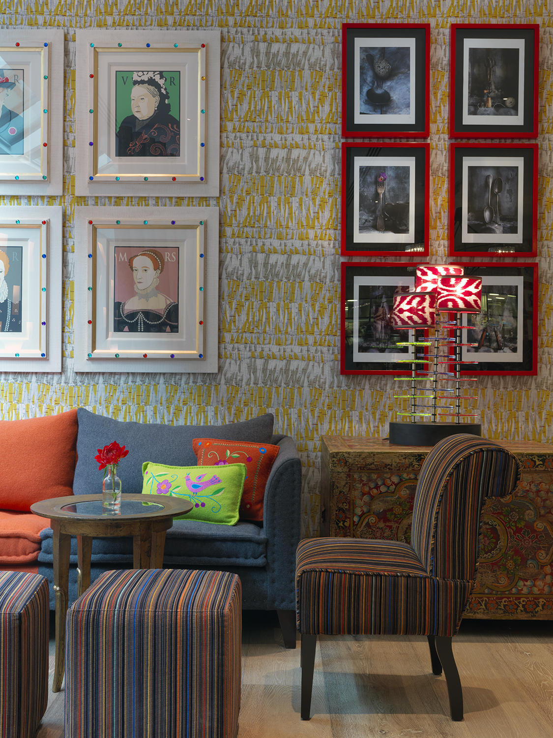 top ten things to love at ham yard hotel the tiny