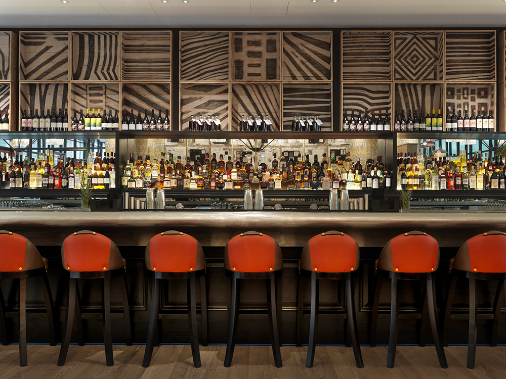 Top ten things to love at ham yard hotel the tiny for Bar dive